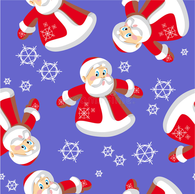 Free Seamless Xmas Ornament In Color 73 Royalty Free Stock Photo - 11417565