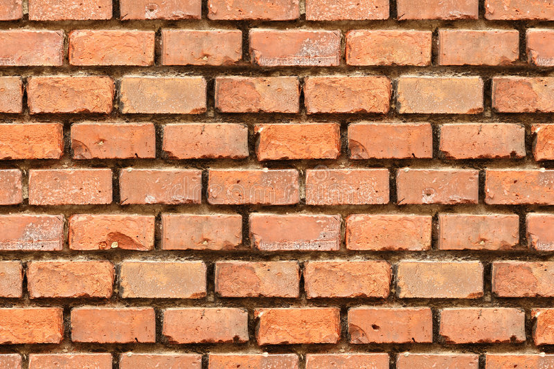 Download Seamlessly Repeat Old Brick Wall (repeatable Both Royalty Free Stock Image - Image: 7673116