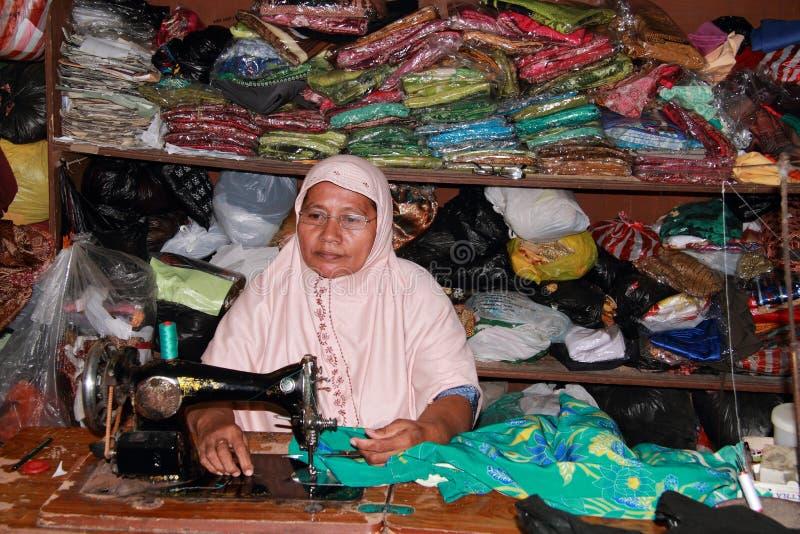 seamstress στοκ εικόνες