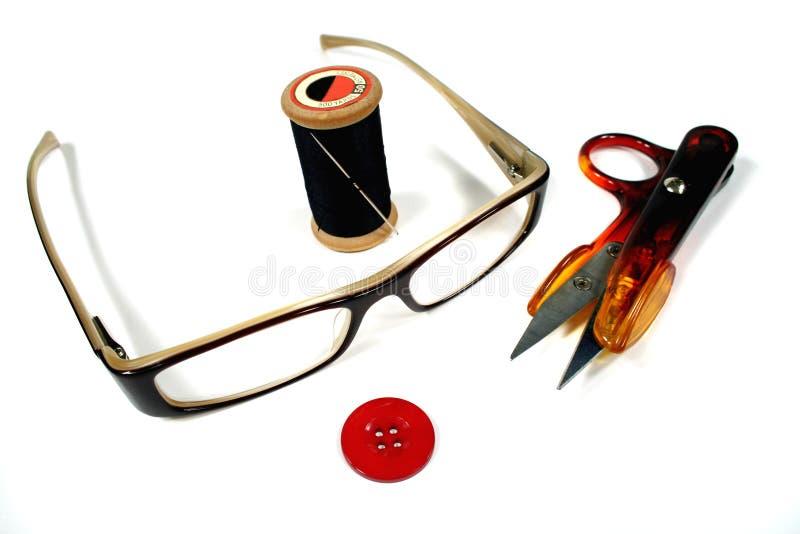 Seamstress Tools stock photos