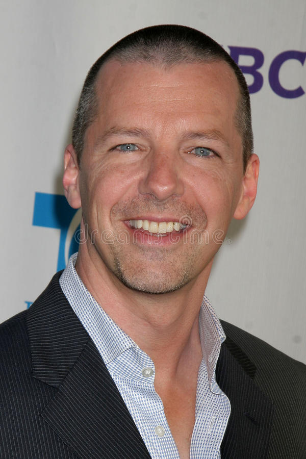 Download Sean Hayes editorial photo. Image of party, 11, press - 30726281