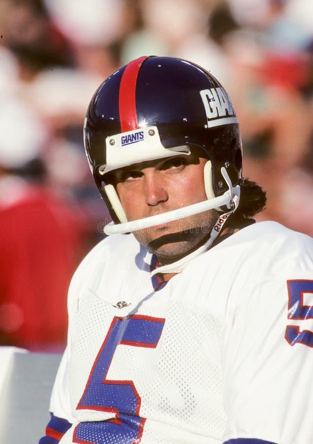 Sean Landetta. New York Giants punter Sean Landetta. Image taken from a color slide stock images