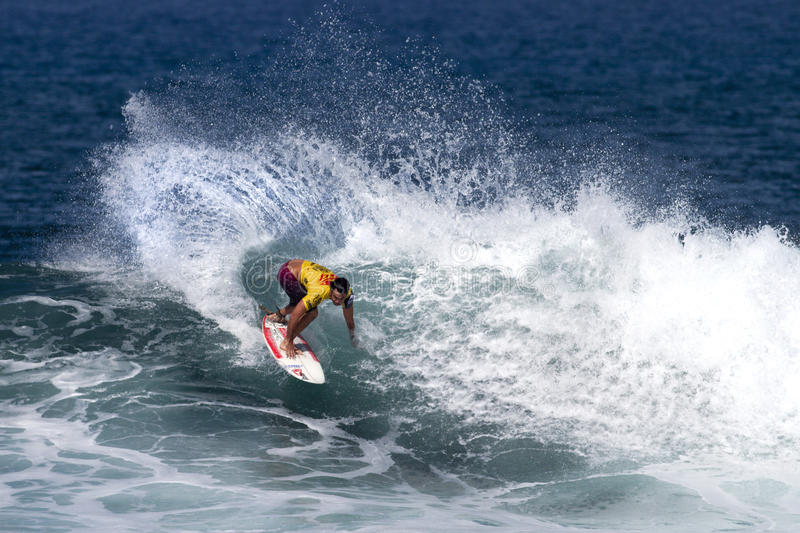 Download Sean Moody Surfing In The Triple Crown Hawaii Editorial Photography - Image: 17049147