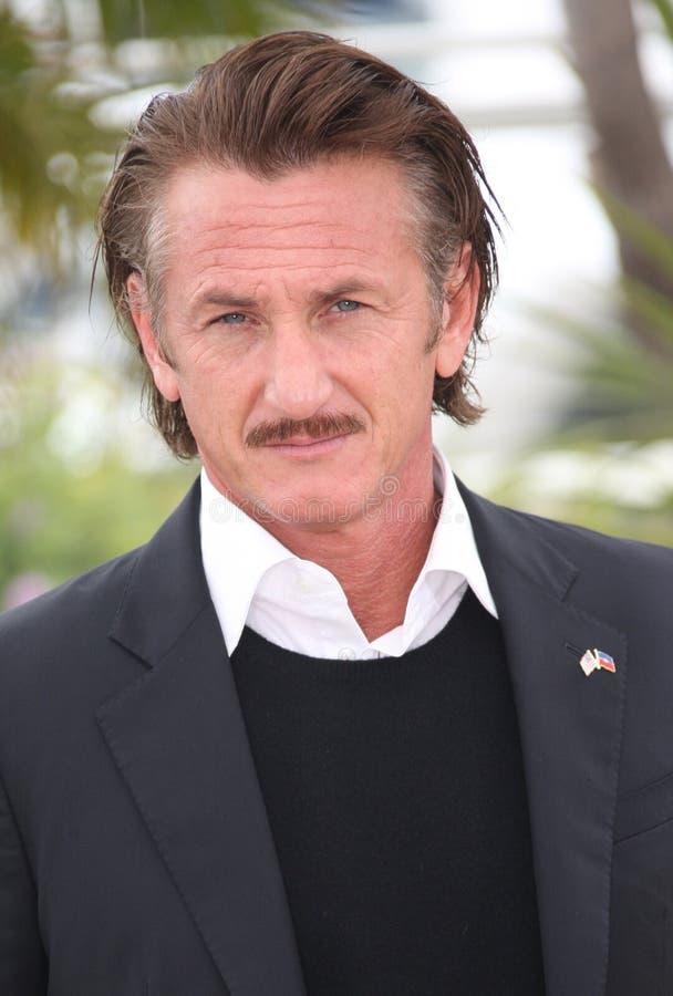 Sean Penn stock foto's