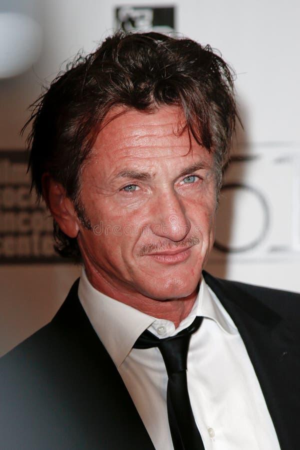 Sean Penn royalty-vrije stock afbeeldingen