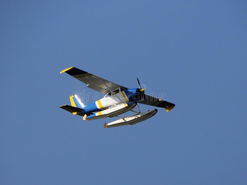 seaplane πτήσης στοκ εικόνα