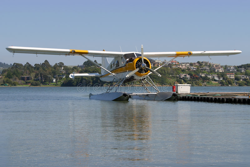 Download Seaplane #1 stock photo. Image of transportation, wing - 358856