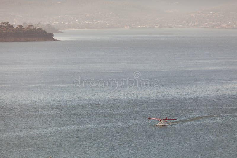 Download Seaplane stock image. Image of plane, australia, river - 25704937