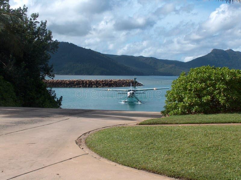 Download Seaplane stock image. Image of plane, islands, australia - 2879777