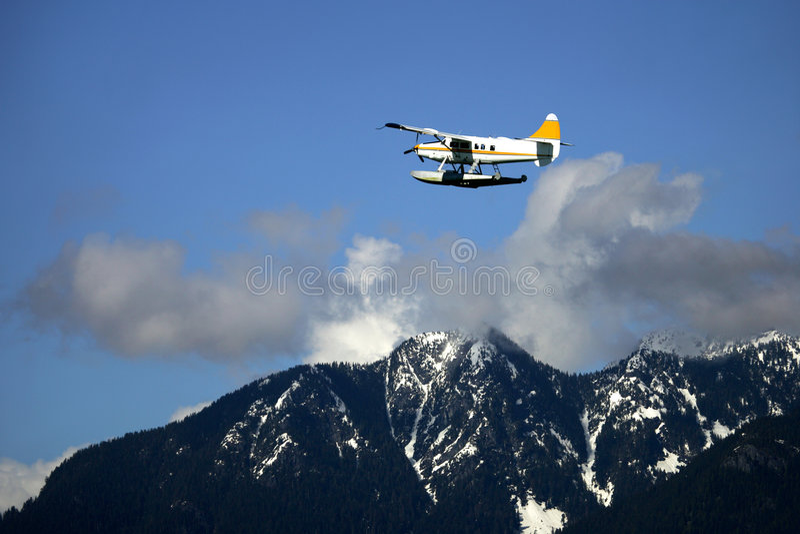 Seaplane stock images