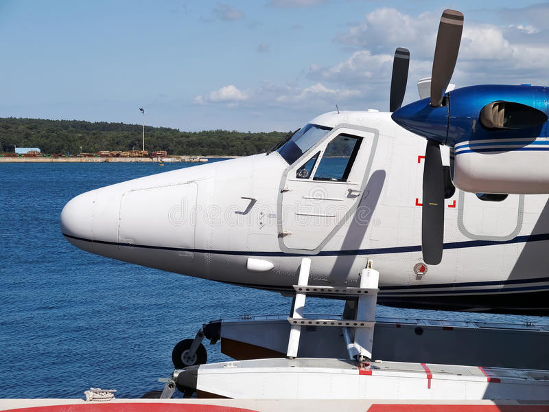 seaplane στοκ φωτογραφία