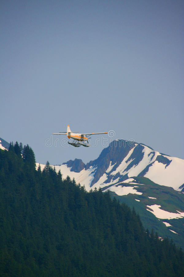 Seaplane, Alaska fotos de stock