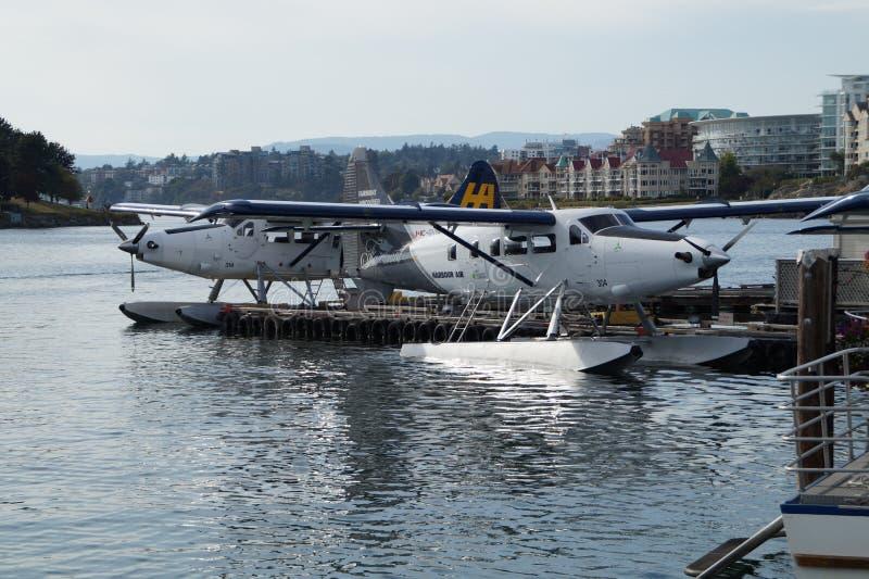 seaplanes arkivfoto