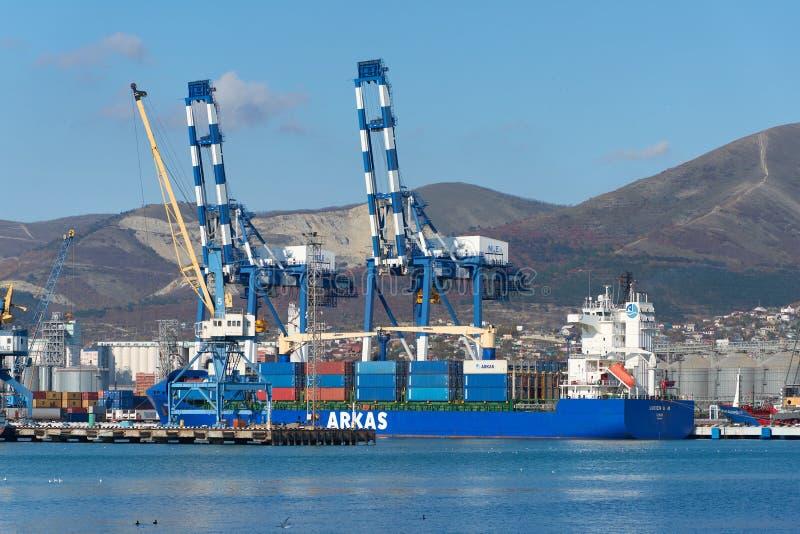 seaport foto de stock