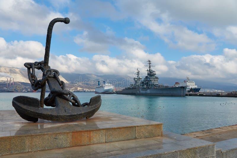 seaport arkivfoto