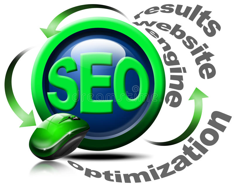 Download Search Engine Optimization Web - SEO Stock Illustration - Image: 21038200