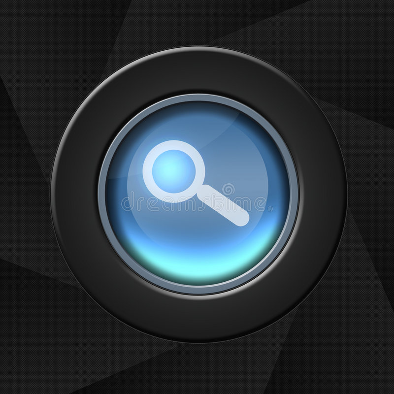 Free Search Icon Stock Images - 4431364