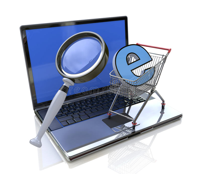 Search online goods royalty free stock photos