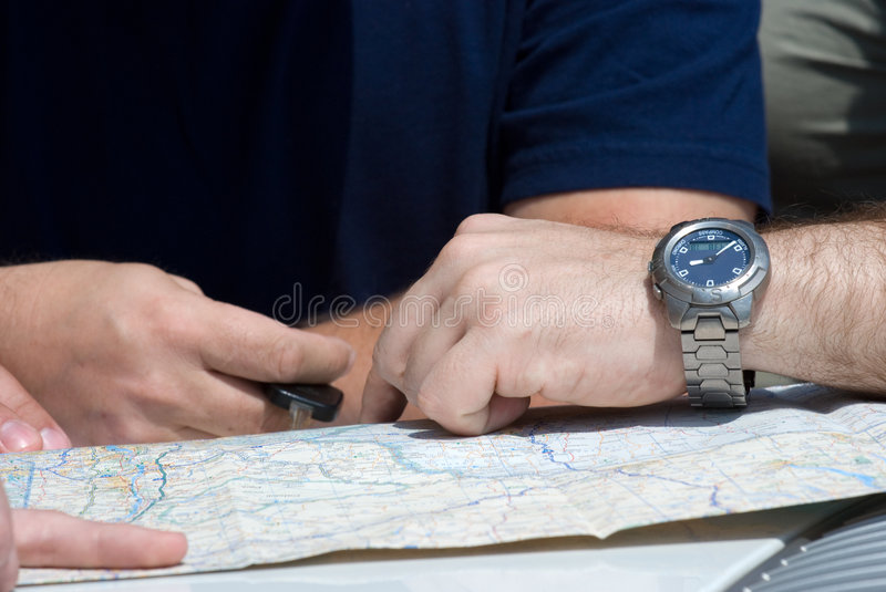 Download Searching for direction stock photo. Image of instruction - 6021868