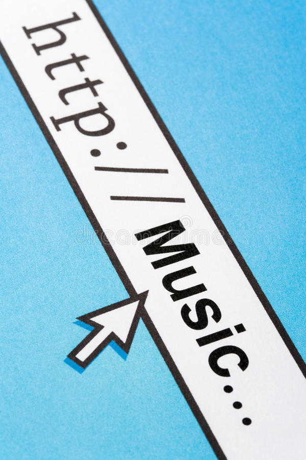Download Searching Music Online Royalty Free Stock Photo - Image: 9740985