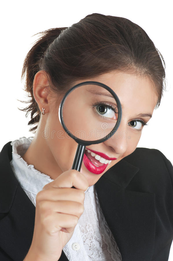 Download Searching for something stock image. Image of confident - 22065997
