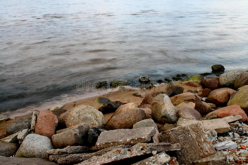 Searocks стоковые изображения rf