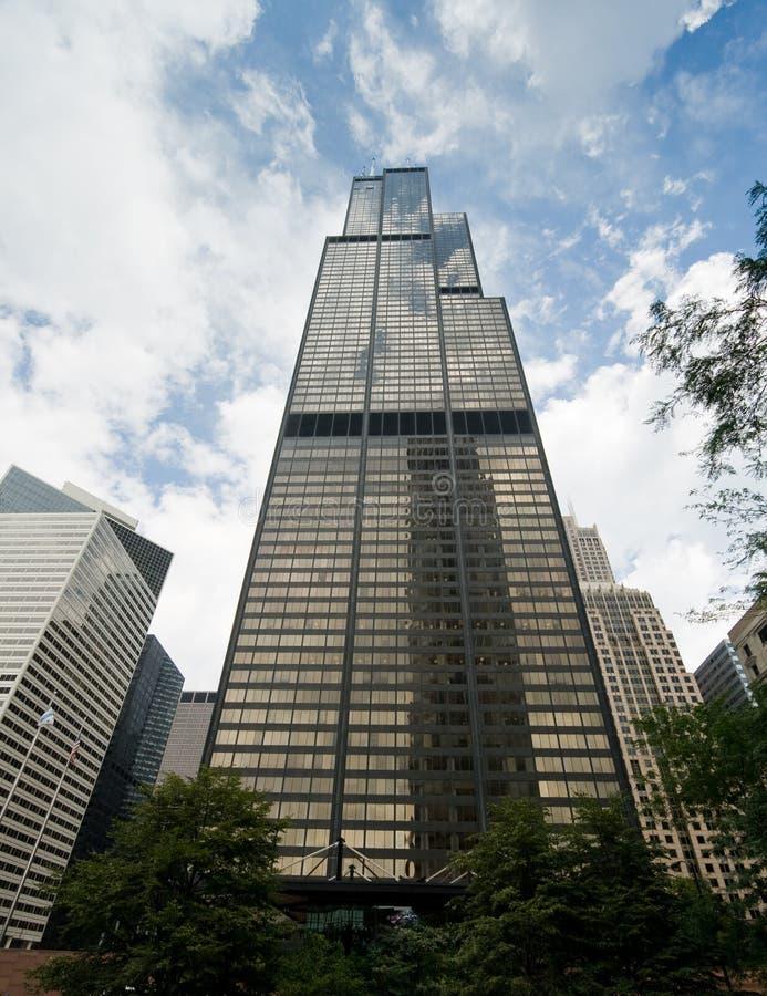 Sears Tower photographie stock libre de droits
