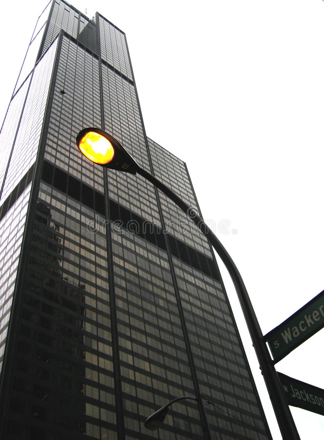 Sears Tower immagine stock
