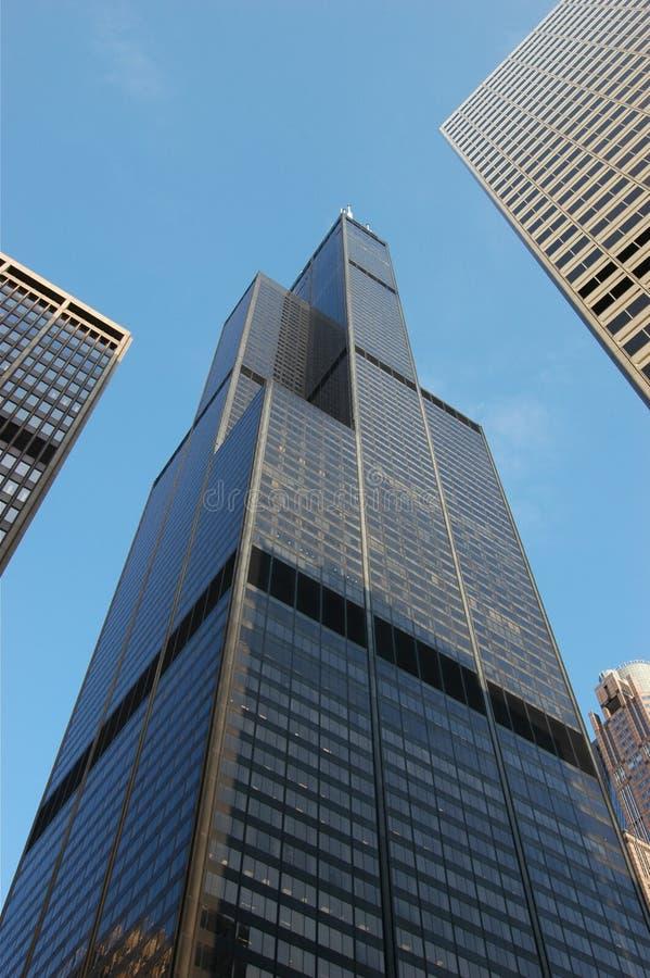 sears tower zdjęcie stock