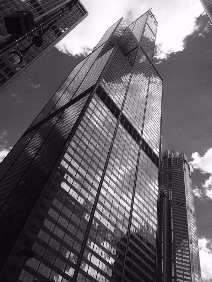 Sears Tower стоковые фото