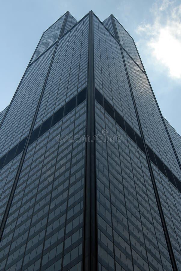 Sears Tower foto de stock royalty free