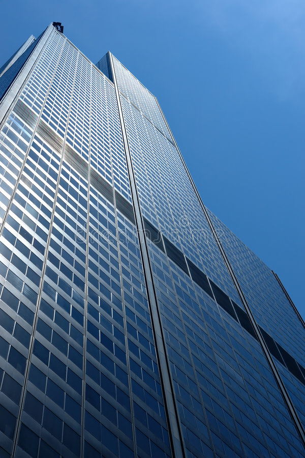 sears tower obraz royalty free