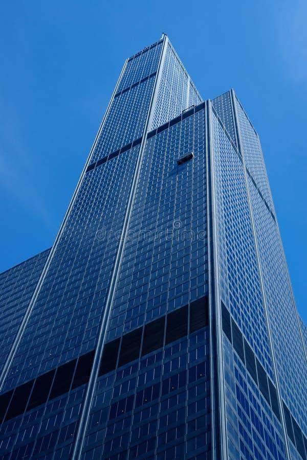 sears tower obraz royalty free