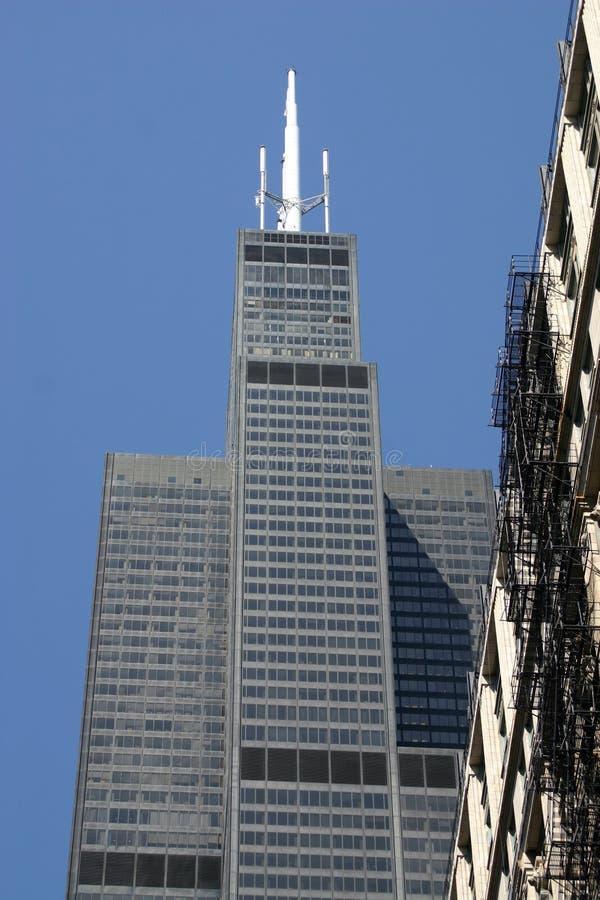 Sears Tower fotografia de stock royalty free