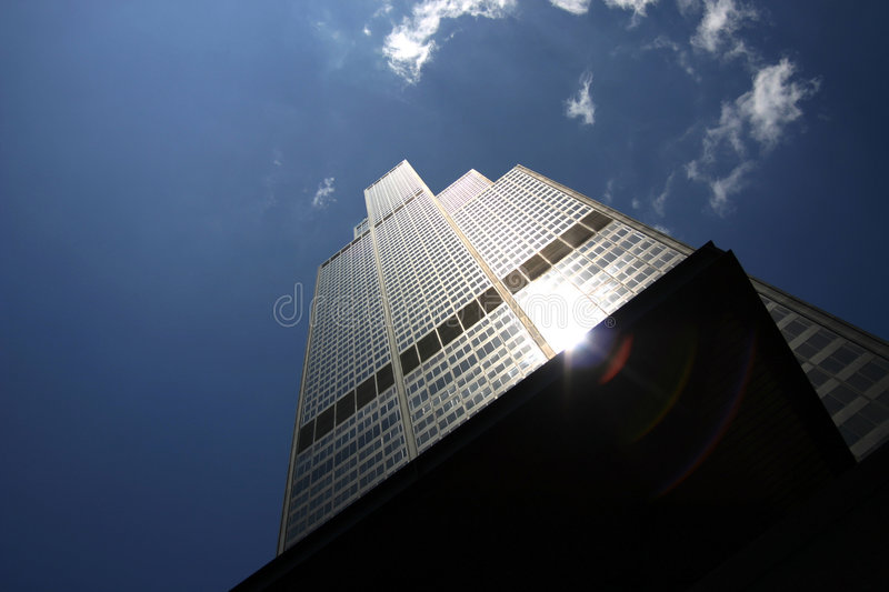Sears Tower photographie stock