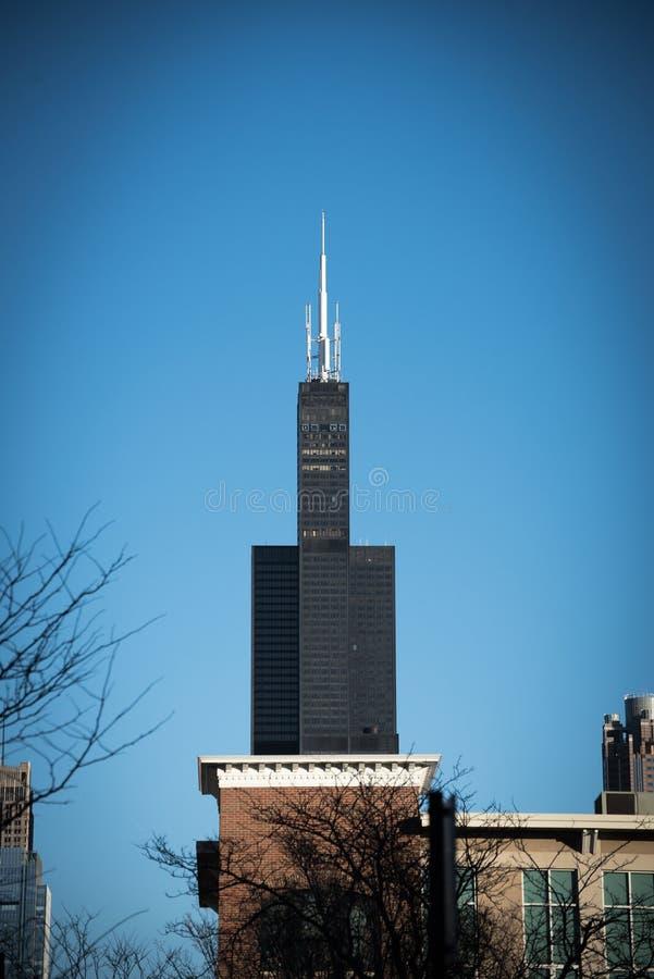 Sears Tower stockbilder