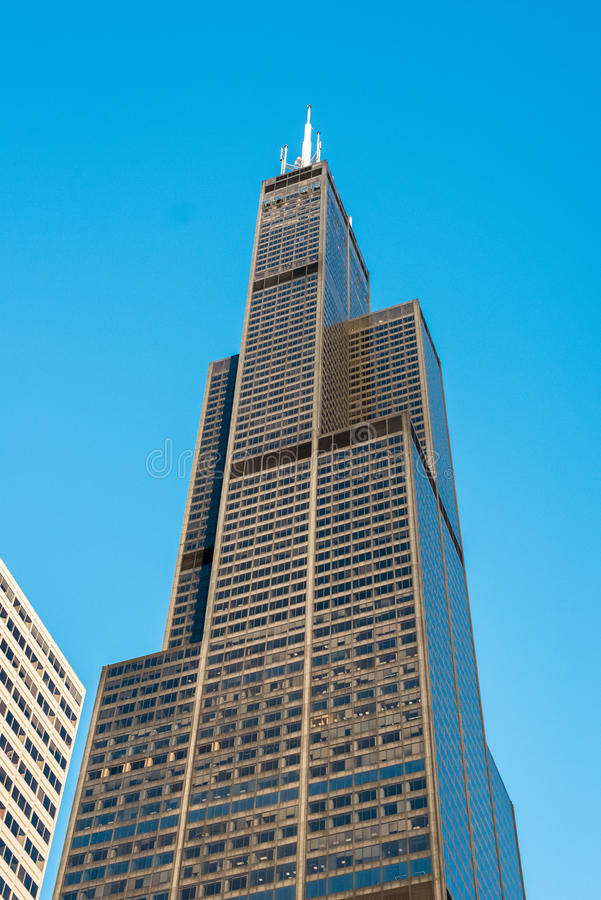 Sears Tower stockbild