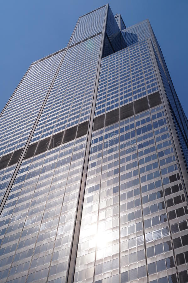 Download Sears Tower stock photo. Image of sears, willis, travel - 33629154