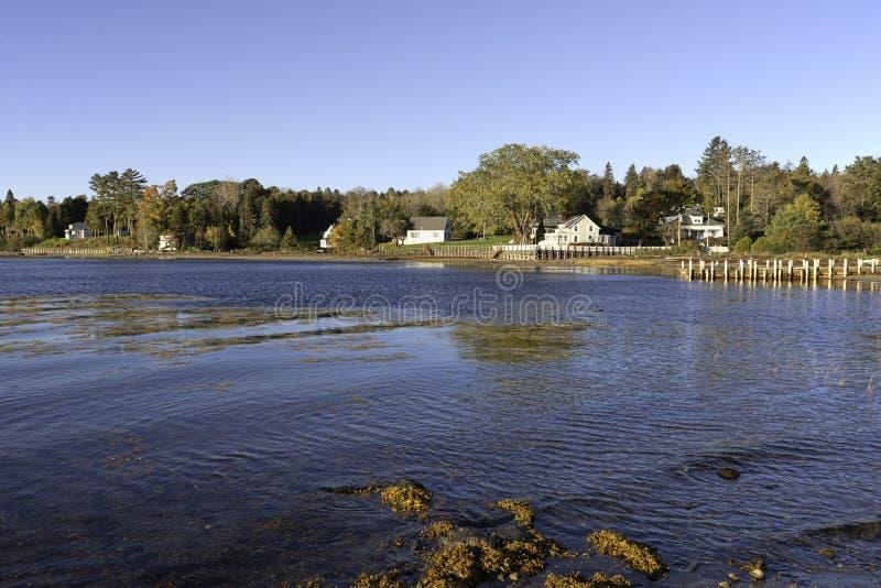 Searsport Maine Coast Stock Photos