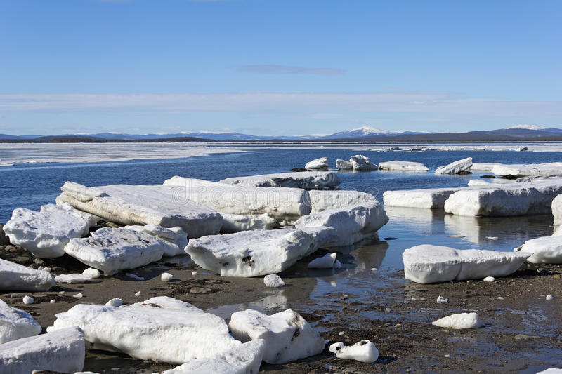 Download Seascape stock photo. Image of frost, crevice, brake - 19439894