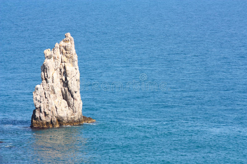 Download Seascape stock photo. Image of lonely, coast, sunny, blue - 21362506