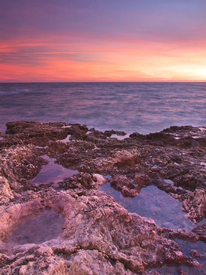 Download Seascape stock image. Image of calm, ocean, nature, cloud - 24982391