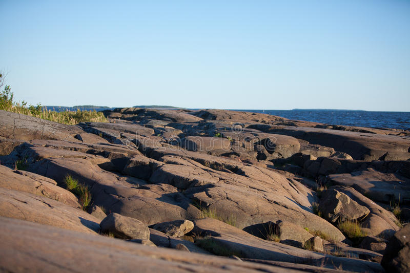 Download Seascape stock image. Image of seascape, water, finland - 25349963