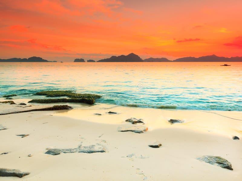 Seascape royalty free stock image