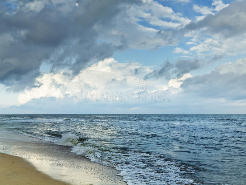 Download Seascape stock photo. Image of dream, blue, coastal, reflection - 26189332