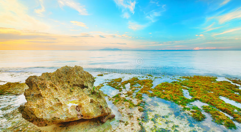 Seascape stock image