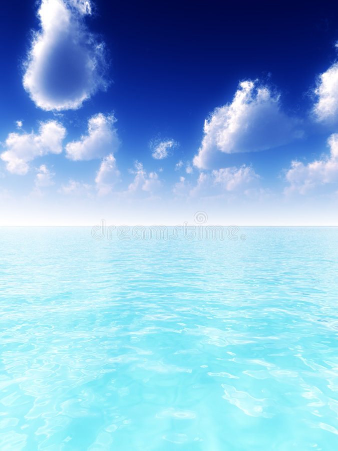 Download Seascape 34 Stock Photo - Image: 5115200