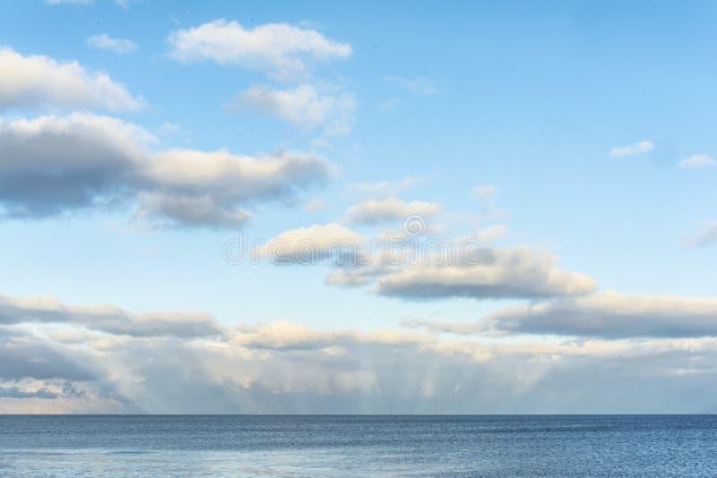 seascape royaltyfri bild