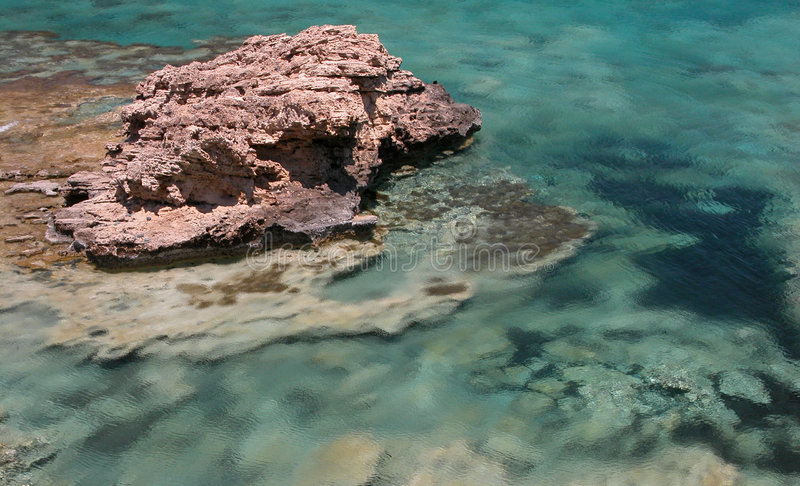 Download Seascape arkivfoto. Bild av vatten, rocks, seashore, cyprus - 514982