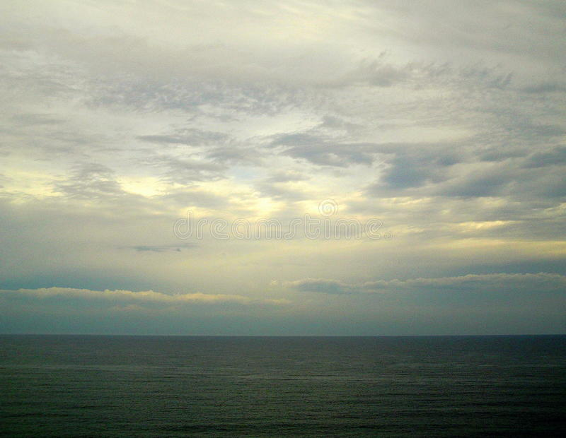 seascape zdjęcie stock